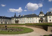 Růžena Šerá - výstava obrazů v galerii zámku Manětín