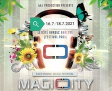 Magic City  Hardtechno for live 16.7 - 18.7.2021