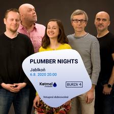Plumber nights - Jablkoň