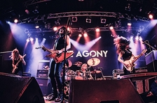 The Agony - Křest EP Eclectic
