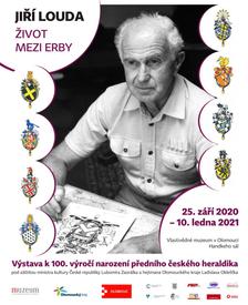 Jiří Louda – Život mezi erby