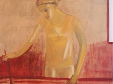 Galerie Kaple představí malby Jany Farmanové