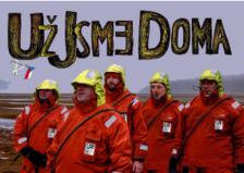UŽ JSME DOMA - Divadlo Pod čarou