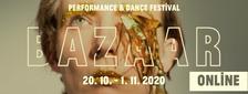 Podzimní Bazaar Festival ve tvém obýváku