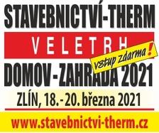 Veletrh Stavebnictví-Therm-Domov-Zahrada 2021 ve Zlíně
