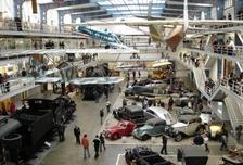 Doprava - Národní technické muzeum - dopravní hala