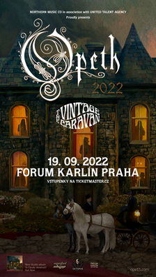 OPETH - Forum Karlín 2021