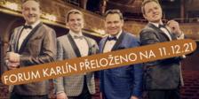 4 TENOŘI - Forum Kalín 2021