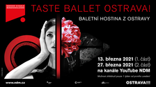 TASTE BALLET OSTRAVA! Baletní hostina z Ostravy