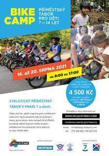 Příměstský tábor Bike Camp