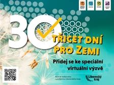 Výzva Zoo Liberec – 30 dní pro Zemi