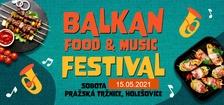 Balkan food & music festival