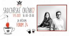 Srdcařské okénko s Forum 24 v Rock Café