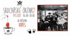 Srdcařské okénko s Hopes v Rock Café