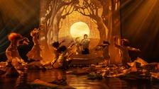 Zázrak (s)tvoření - Laterna magika
