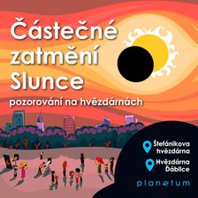 Pozorování na hvězdárnách: Zatmění Slunce