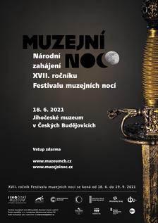 Muzejní noc v Jihočeském muzeu v Českých Budějovicích