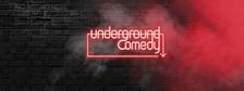Underground Comedy stand-up show v Rock Café