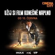 Cinema City znovu otevírá své brány 10. června