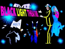 Magic Phantom - černé divadlo black light