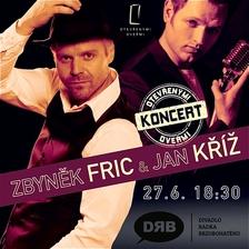 Zbyněk Fric & Jan Kříž - Otevřenými dveřmi