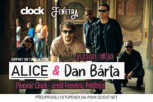 ALICE & Dan Bárta v Potštejně
