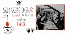 Srdcařské okénko s Fakkerem v Rock Café