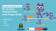 SUPRO FAMILY DAY – den plný zábavy pro celou rodinu