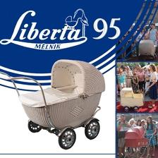 Výstava legendárních kočárků v Regionálním muzeu Mělník  - Liberta 95