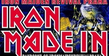 IRON MAIDEN revival Praha - Vagon Club