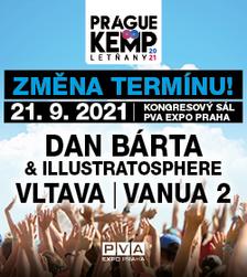 Dan Bárta & Illustratosphere, Vltava, Vanua 2 - PVA EXPO PRAHA