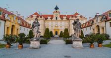 Noc literatury na zámku Valtice