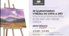 Výstava obrazů ve Šluknovském zámku