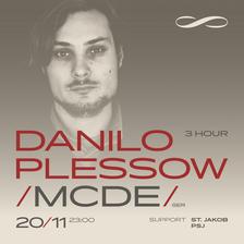 Multitalentovaný Danilo Plessow (MCDE) míří do Prahy s tříhodinovým setem!