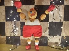 Divadlo Toy Machine: David a Goliáš