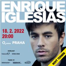 Enrique Iglesias v O2 areně