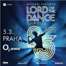 Lord of the Dance v O2 areně