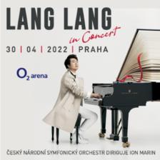 Lang Lang v O2 areně