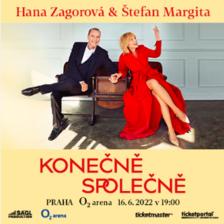 Hana Zagorová a Štefan Margita konečně společně v O2 areně