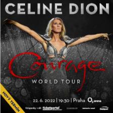 "Céline Dion ""Courage World Tour"" v O2 areně"