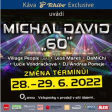 Michal David v O2 areně