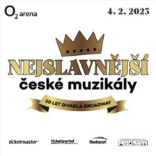 Nejslavnější české muzikály – 20 let Divadla Broadway v O2 areně