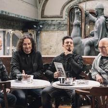 Horkýže Slíže v Lucerna Music Baru