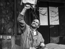 Ujetá ruka (Behanding in Spokane) - Činoherní klub