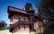 Chýnovská vize Františka Bílka - Bílkův dům v Chýnově