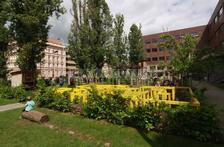 Malá muzejní farma u Národního zemědělského muzea v Praze
