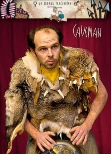 Caveman v Divadle Palace