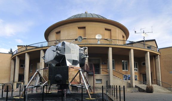 Planetarium frankfurt am main